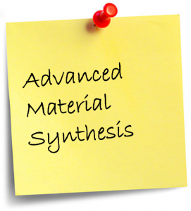 Advanced Material Synthesis