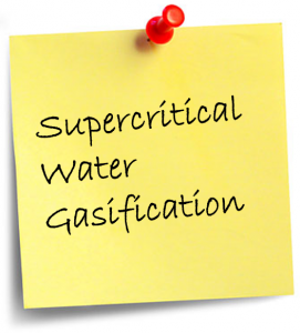 Supercritical Water Gasification